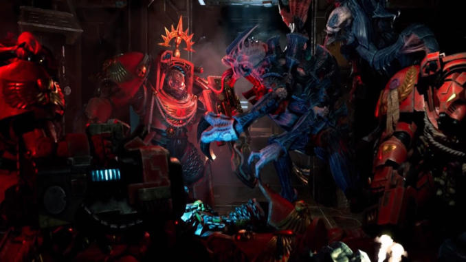 Space Hulk: Tactics disponibile su PS4 Xbox One e PC