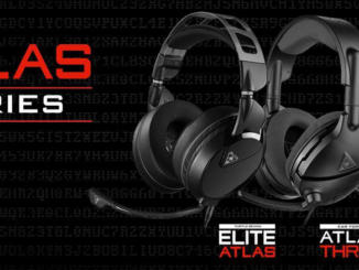 Turtle Beach: disponibile la linea Atlas