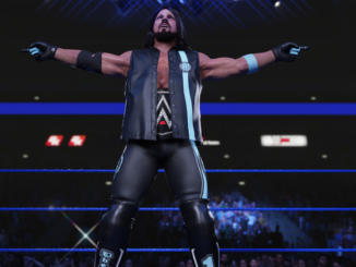 WWE 2K19 disponibile in tutto il mondo