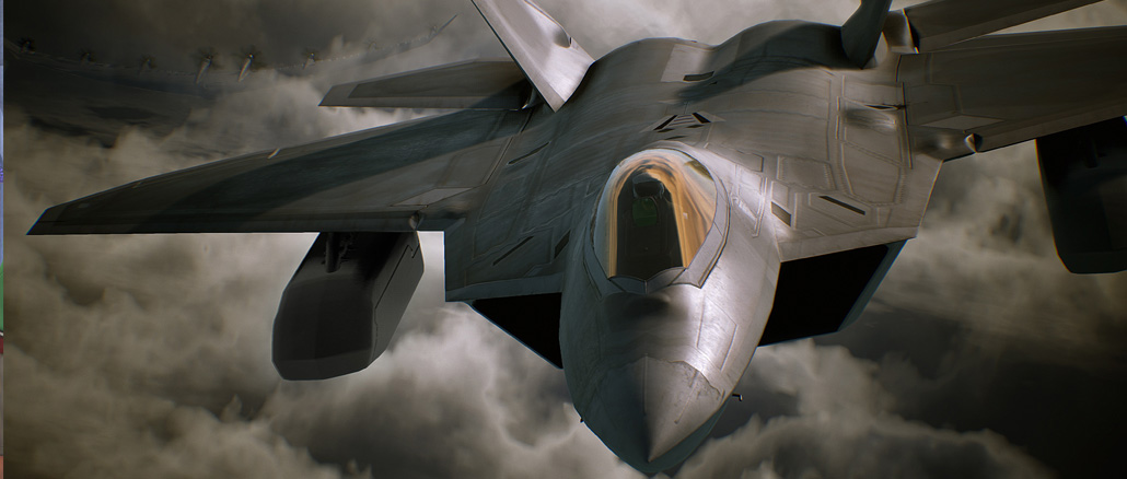 Ace Combat 7: Skies Unknown, svelato un nuovo trailer di gioco