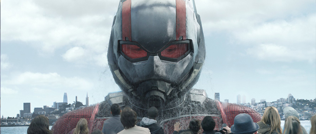 Ant-Man and the Wasp disponibile in Home Video