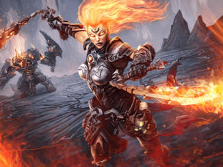Darksiders III ora disponibile su PS4, Xbox e PC