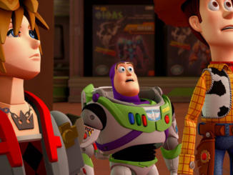 Kingdom Hearts III Disney pixar