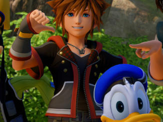 Kingdom Hearts III fase gold