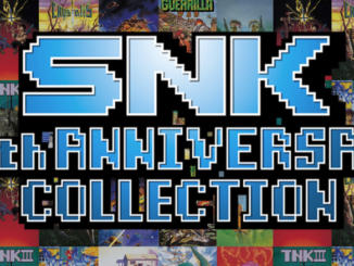 SNK 40th Anniversary Collection disponibile per Nintendo Switch