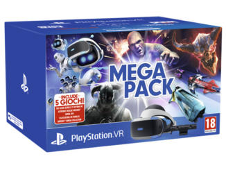 Sony annuncia il Mega Pack PlayStation VR