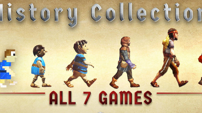 The Settlers History Collection ora disponibile