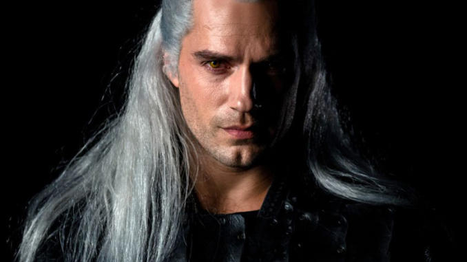 The Witcher: la prima immagine di Geralt