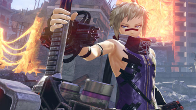God Eater 3: nuovo story trailer