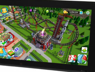 RollerCoaster Tycoon Adventures disponibile