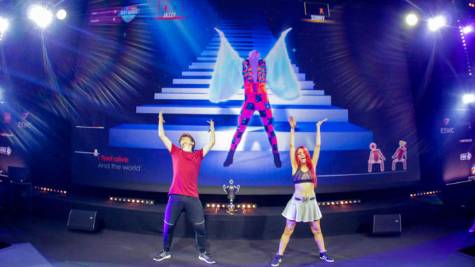 Just Dance World Cup finale