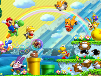 New Super Mario Bros. U Deluxe disponibile oggi