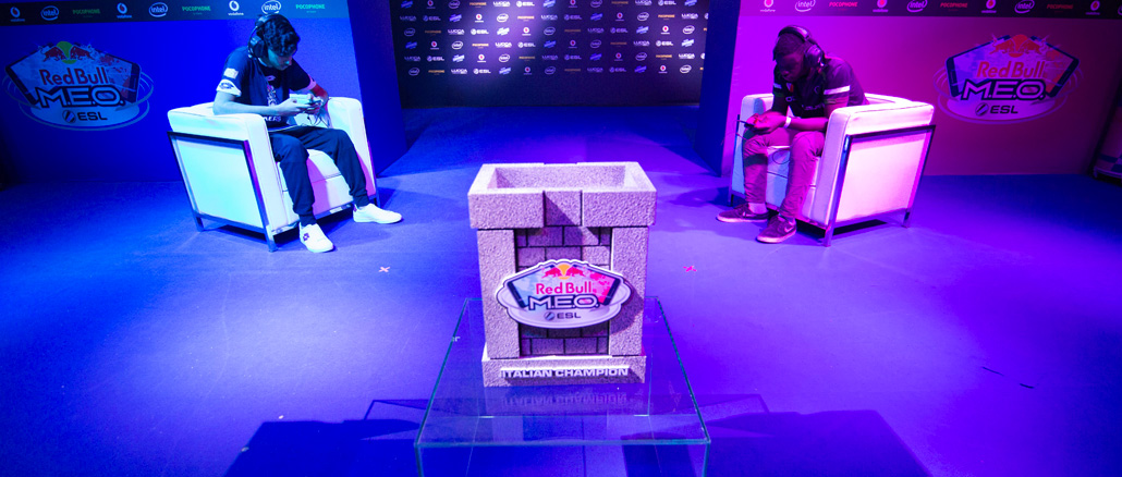 Red Bull M.E.O. by ESL: al via la finale mondiale