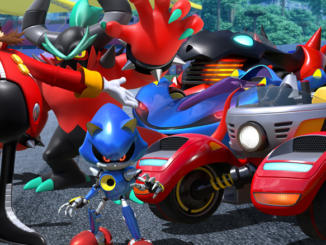 Team Sonic Racing: arriva il Team Eggman