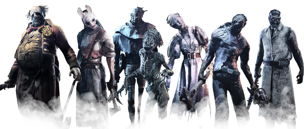 Dead by Daylight in arrivo su Nintendo Switch