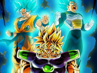 Dragon Ball Super: Broly è il film dei record