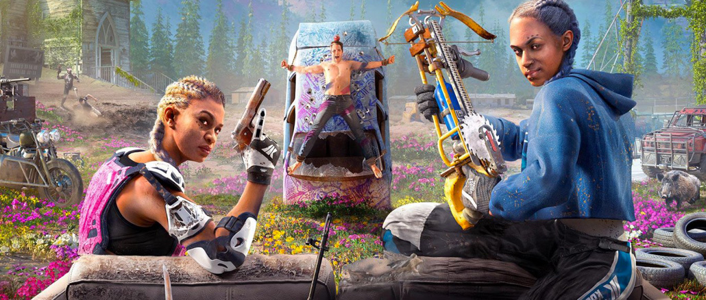 Far Cry New Dawn - Recensione