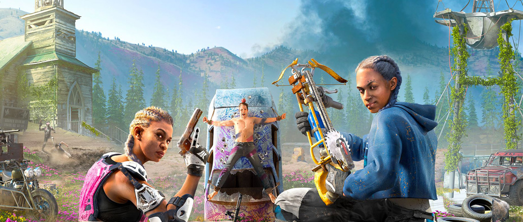 Far Cry New Dawn finalmente disponibile