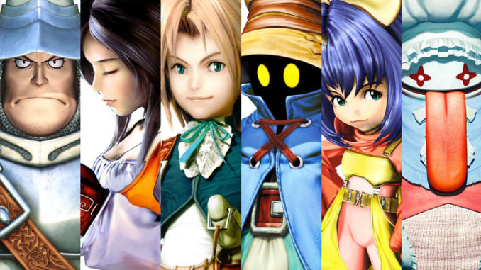 Final Fantasy IX disponibile per Switch, Xbox One e PC