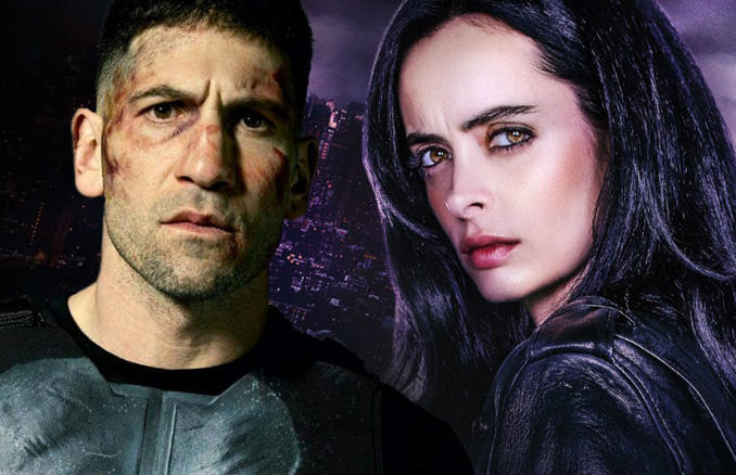 Netflix cancella The Punisher e Jessica Jones