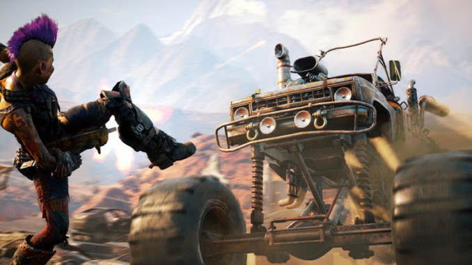 Rage 2 video gameplay