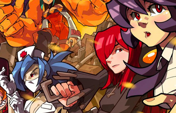 Skullgirls 2nd Encore in arrivo per Switch e Xbox One