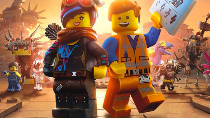 The LEGO Movie 2 - Recensione