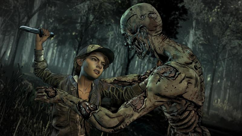 The Walking Dead The Final Season: Episodio 4 e edizione fisica in uscita a marzo