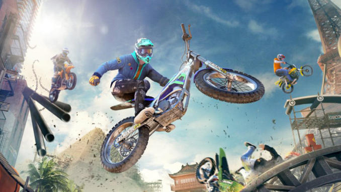 Trials Rising: i contenuti post-lancio