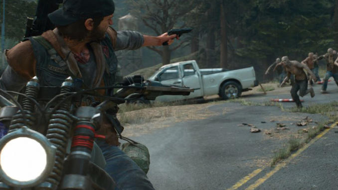 Days Gone fase gold