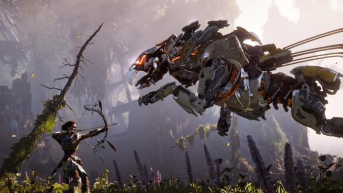 Horizon: Zero Dawn - 10 milioni di copie vendute
