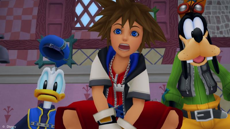 Kingdom Hearts - The Story So Far disponibile a fine marzo
