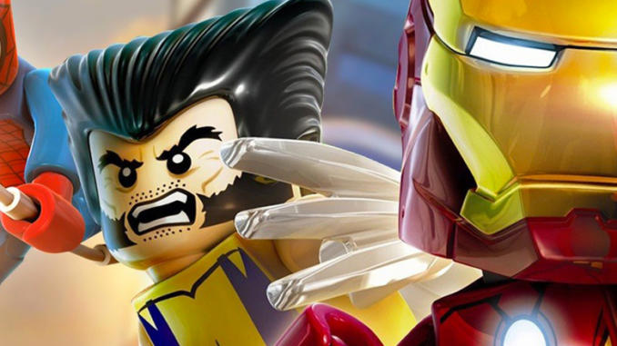 LEGO Marvel Collection disponibile
