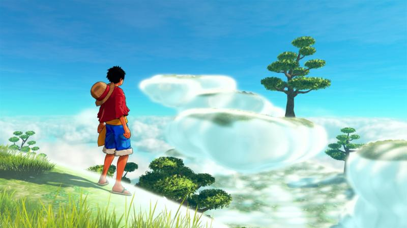 One Piece World Seeker: svelato il trailer di lancio