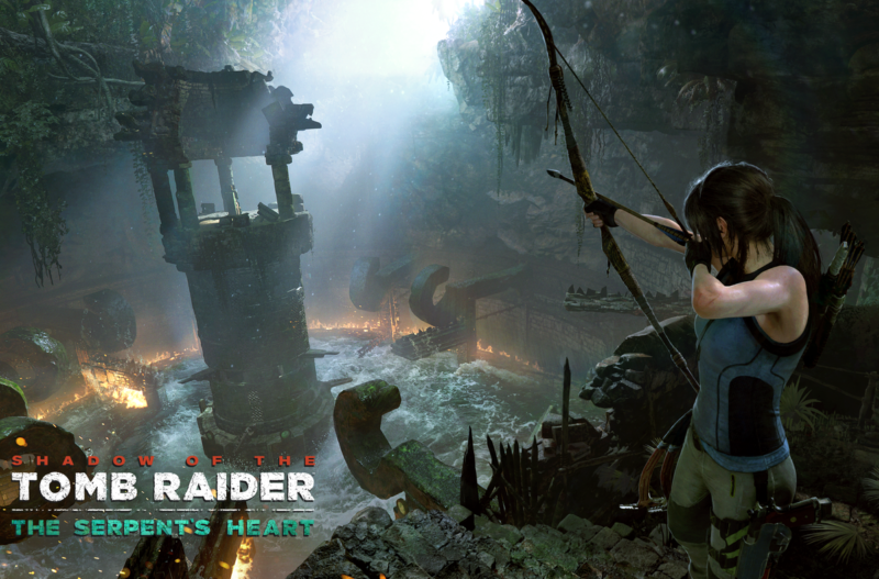 Shadow of the Tomb Raider: disponibile il nuovo DLC The Serpent's Heart
