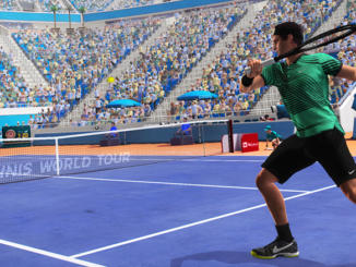 Tennis World Tour - Roland-Garros