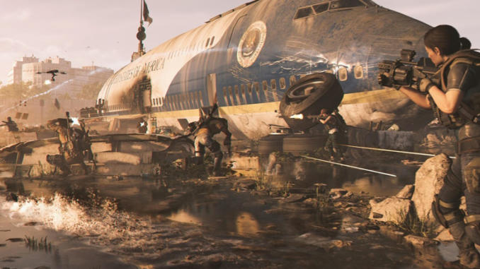 The Division 2 avrà una patch Day One da 90GB