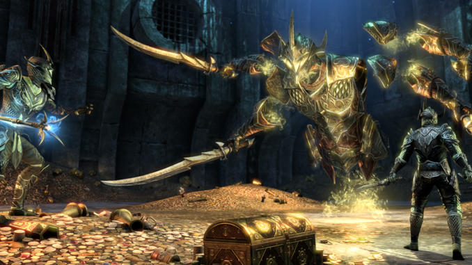 The Elder Scrolls Online: disponibile il DLC Wrathstone per console