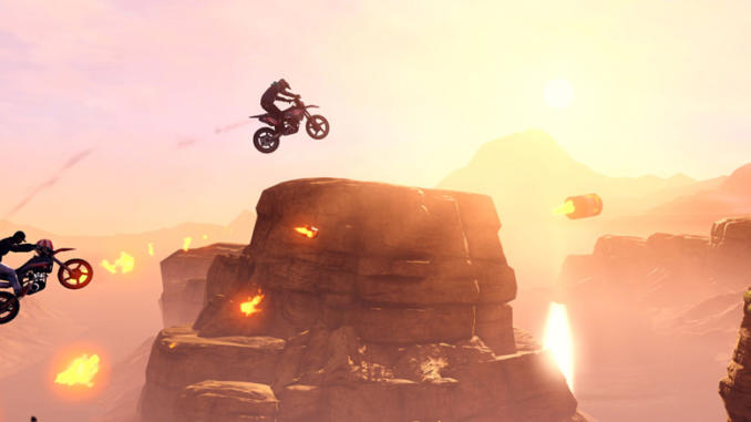 Trials Rising: al via la Stagione I
