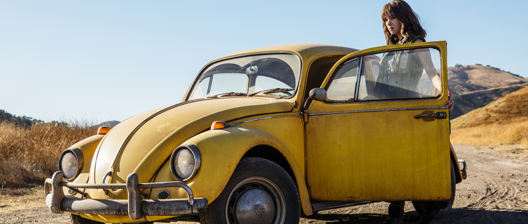 Bumblebee disponibile in formato Home-Video