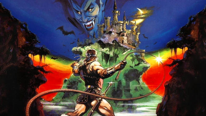 Castlevania Anniversary Collection: l'elenco dei giochi
