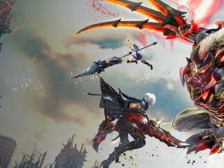 God Eater 3: data di uscita per Nintendo Switch