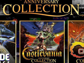 Konami Arcade Classics: Anniversary Collection disponibile sugli store digitali