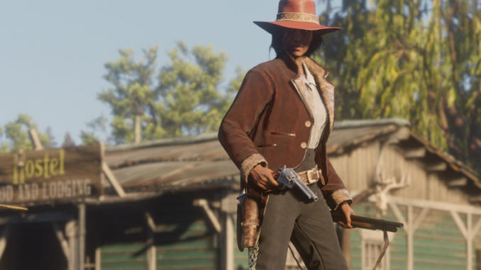 Red Dead Online BETA: disponibile la nuova modalità Scorribanda
