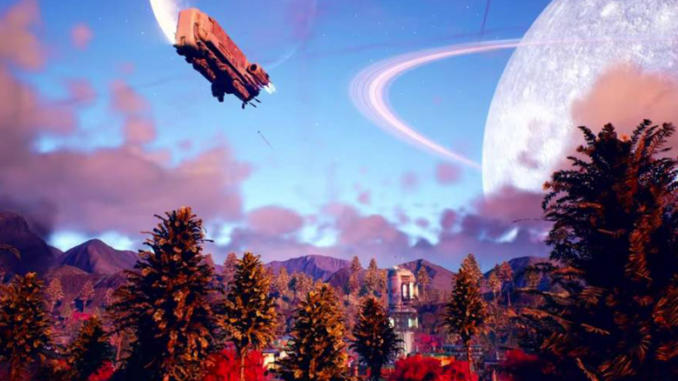 The Outer Worlds distribuzione