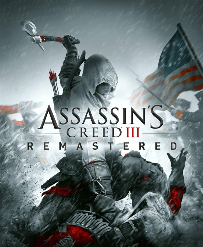 Assassin's Creed III Remastered disponibile per Nintendo Switch
