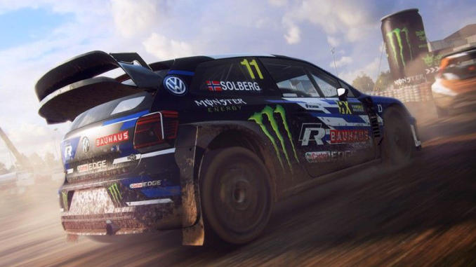 DiRT Rally 2.0 season Two