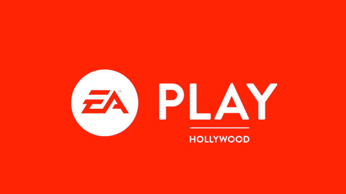 EA Play 2019 line-up