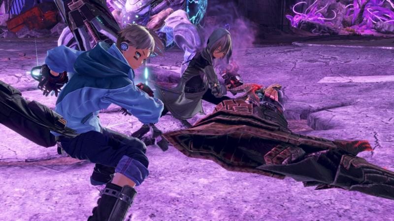 God Eater 3: disponibile la patch 1.30