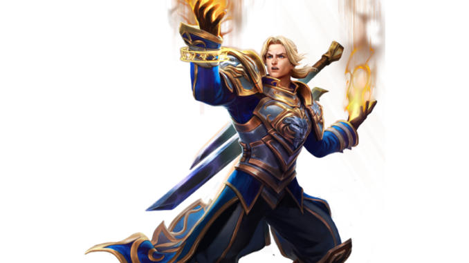 Heroes of the Storm: disponibile Anduin